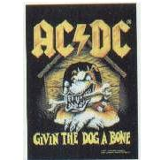 Posterflag AC/DC
