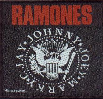 Tygmärke Ramones sp 1100