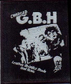 Tygmärke G.B.H. sp 1541