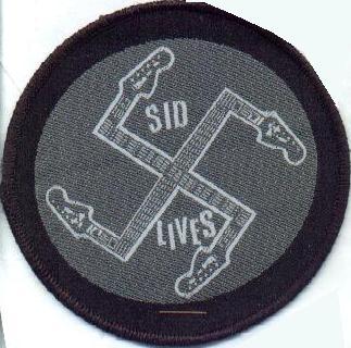 Tygmärke Sid Lives