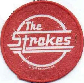 Tygmärke The Strokes
