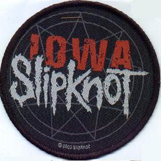 Tygmärke Slipknot sp 1794