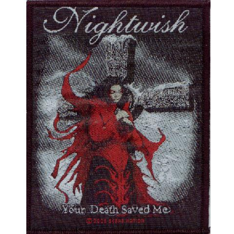 Tygmärke Nightwish sp 1951