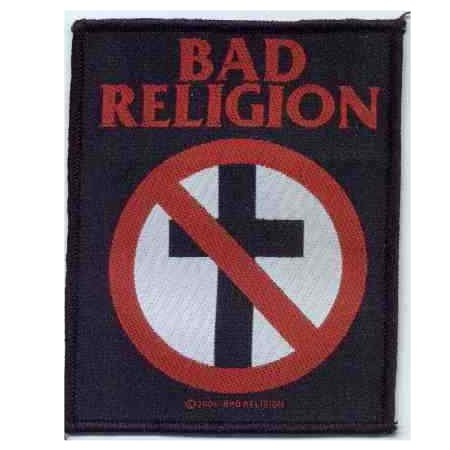 Tygmärke Bad Religion sp 2029