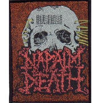 Tygmärke Napalm Death sp 872