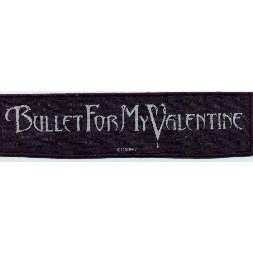 Tygmärke Bullet For My Valentine