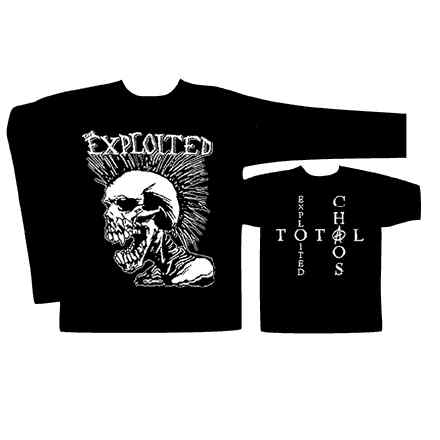 T-shirt Exploited